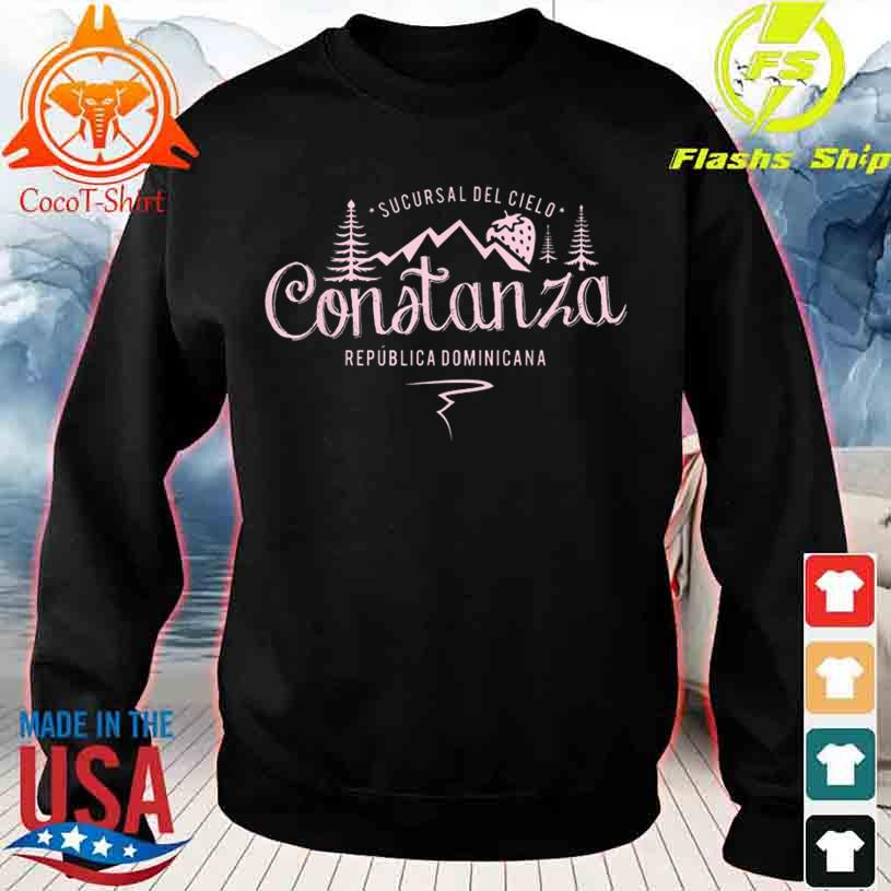 Constanza La Vega Dominican Republic Souvenir Shirt sweater